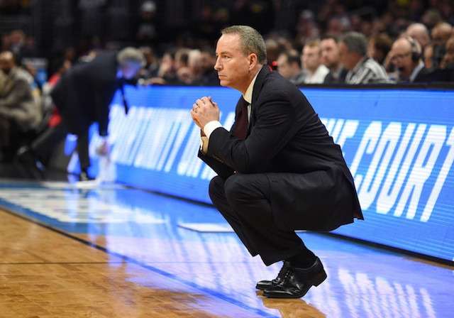 Billy Kennedy Will Not Return to Texas A&M Men's Basketball Next Season