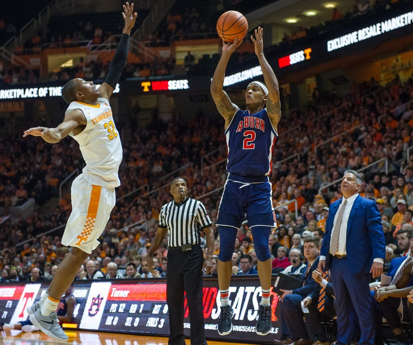 Auburn Basketball Non Conference Schedule Preview For 2018